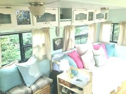 Camper interior decorating ideas Rvs Camper Interior Decorating Ideas Camping Vintage Campers Footalk Interior Decorating Ideas Pop Up Camper Image Outside Footalk