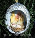 Рождественские поделки своими руками фото 115