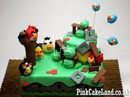 Birthday cakes london ~ Birthday cakes london ~ Best angry birds cakes in london children's birthday cakes in london