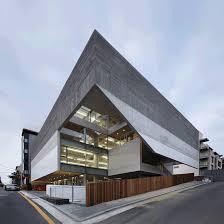 architecture building design. Layered Cladding Emphasises Stacked Arrangement Of L\u0027eau Design\u0027s Mixed-use Block In Seoul Architecture Building Design I