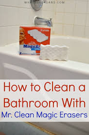 cleaning bathroom tips how to clean a bathtub wish i would have used this