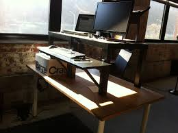 stand up desk style