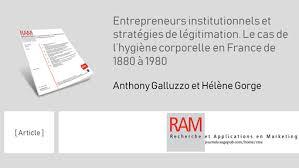 Anthony Galluzzo a co-écrit un article publié dans Recherche et  Applications en Marketing   coactis.org