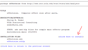 effect size anova welcome to cie491 statistical data analysis using stata data