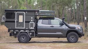 Toyota Tacoma Camper For Sale Lance Campers Truck Pickups Tundra ...