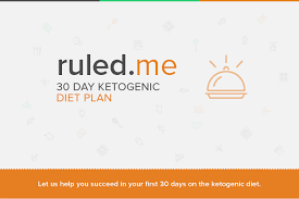 Easy Diet Chart Ketogenic Diet Meal Plan 30 Day Plan With Keto Menu