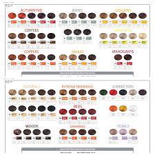 Fudge Hair Dye Colour Chart 15 Skillful Fudge Headpaint Hair Color Chart