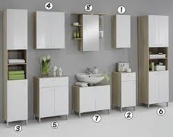 Range Bathroom Cabinets
