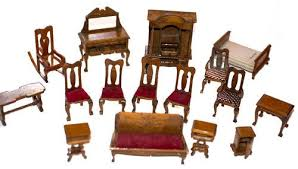 miniature wooden dollhouse furniture. antique wooden dollhouse furniture global miniature l