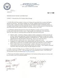 Memorial Day 2012 Holiday Safety Message Article The United