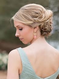 Hair Style Low Bun 18 perfectly messy bridesmaids hairstyles 8560 by stevesalt.us