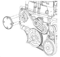 Repair Instructions - Water Pump Replacement (LE5, LE9) - 2009 ...
