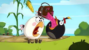 Angry Birds Go Matilda (Page 1) - Line.17QQ.com