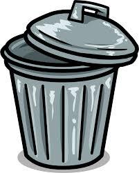 Image result for images trash can