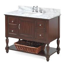 Bathroom Vanities San Antonio Unique KBC Beverly 48 Single Bathroom Vanity Set Reviews Wayfair