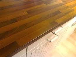 wood grain laminate countertops butcher block