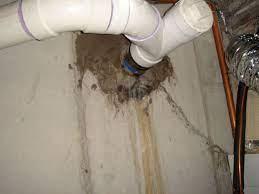 where and why do basements leak