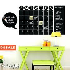 calendar wall decals calendar decal s whiteboard calendar decals weekly calendar wall decal chalkboard calendar wall