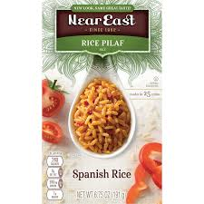 spanish rice brands. Wonderful Spanish Amazoncom  Near East Rice Pilaf Mix Spanish Pack Of 12 Boxes  Produce Grocery U0026 Gourmet Food To Brands R