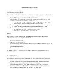 team code of ethics silver team code of ethics formatted pdf version