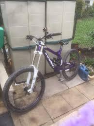 transition tr 450 downhill bike