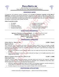Med Surg Rn Resume From New Registered Nurse Resume Sample Free Resume