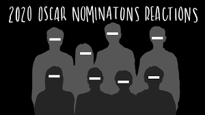 2020 Oscar Nominations Reactions