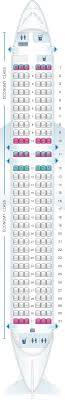 Airbus A320neo Seating Chart Seat Map Indigo Airline Airbus A320 Neo Seatmaestro