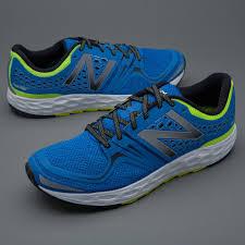 new balance vongo. new balance fresh foam vongo - electric blue/hi-lite
