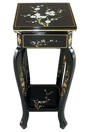 black laquer furniture. Mother Of Pearl Black Lacquer Furniture Products Korean Inlay Laquer