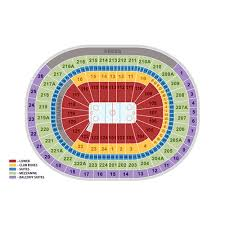 Detailed Seating Chart Bell Centre Montreal Wells Fargo Center Philadelphia Tickets Schedule