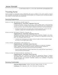 Nursing Objectives For Resume Letter Resume Collection