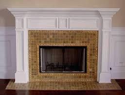 tile paint fireplace uk designs marble design ideas