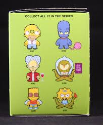Kidrobot X Simpsons Treehouse Of Horror Mini Series  Fly Bart Simpsons Treehouse Of Horror Kidrobot