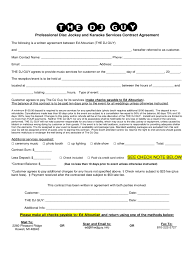 Professional Services Agreement Template. Mandatory Agreement 37 2 ...