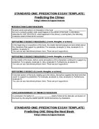 7th Grade Essay Writing 7th Grade Essay Writing Templates For Scaffolded Writing Instruction