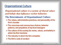 organizational culture and change fundamentals of organizational  a j dubrin fundamentals of organizational behavior second edition