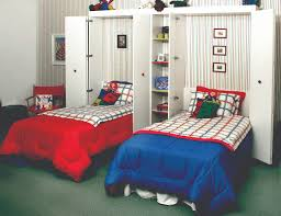 Kids Bedroom Space Saving Space Saving Kids Beds Our Kids Red And Blue And Kids Bunk Beds