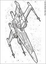 Small Picture Star Wars The Force awakens coloring pages on Coloring Bookinfo