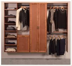 single wall closet