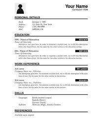 Latex Resume Template Fascinating Download Latex Resume Templates Latex Resume Template Pinterest