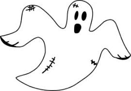 Free Ghost Coloring Pages 46159 Crg Texas Environmental Services