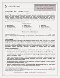 Project Manager Resume Sample Doc Resume Cv Cover Letter Senior