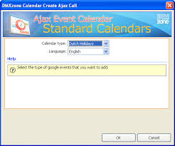 event calendar ajax event calendar extensions dmxzone com