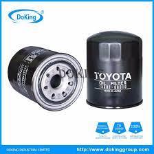 oil filter 15601 68010 for toyota