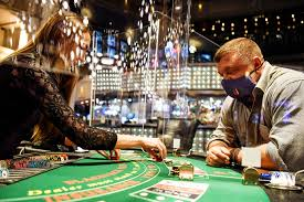 Lucky day for punters as casino reopens | News | The Times