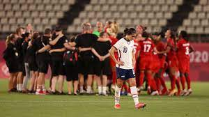 The USWNT lacked fight and winners ...