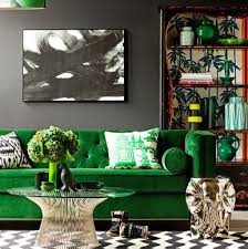 a velvet sofa the starting point for