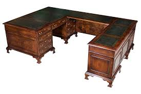 antique office table. Entry Antique Office Table A