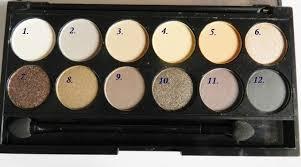 sleek makeup i divine au naturel palette review
